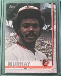 Eddie-Murray-2019-Topps-Series-2-card-542-Photo-variation-SP