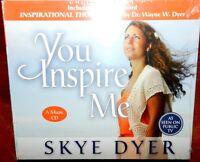 You Inspire Me By Skye Dyer Cd Wayne Dyer