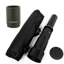 Vivitar 650-2600mm Tele Zoom Lens for SONY Alpha A230 A200 A100 A350 A300 A700