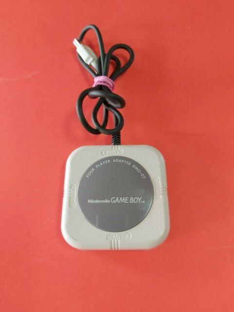Original Nintendo GameBoy FOUR PLAYER ADAPTER ADAPTOR DMG-07