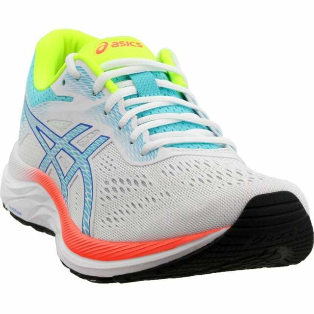 Women`s ASICS Gel excite 6 SP Athletic SNEAKERS Size 10m Whiteice MINT