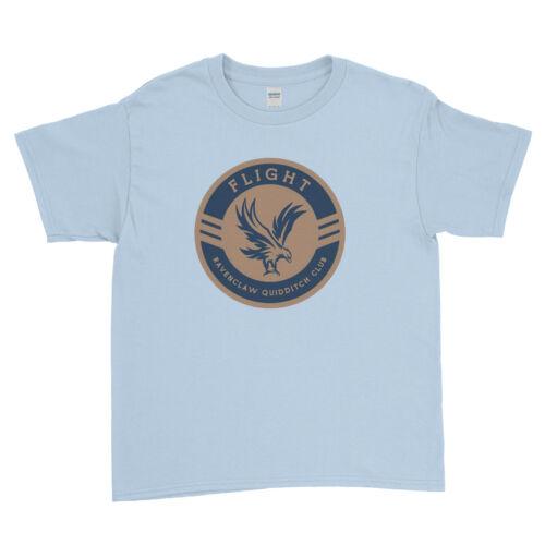 Flight Ravenclaw Quidditch Club Kids T Shirt Unisex Children