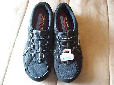 Ladies Black Skechers flex Memory Foam