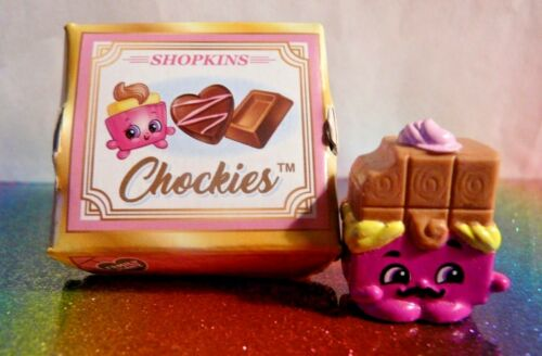 Shopkins Family Mini Packs FM-134 CHOCKIES BOX /& 11-136 DADDY CHOC BLOCK