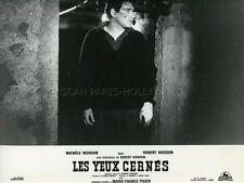 ROBERT HOSSEIN  LES YEUX CERNES  1964 VINTAGE PHOTO ORIGINAL