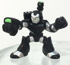 Marvel Super Hero Squad WAR MACHINE Modern Style Green Blaster from Iron Man 2