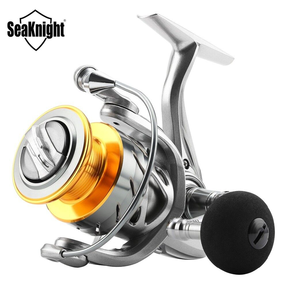 SeaKnight RAPID Sea Saltwater Spinning Reel Carbon Fiber  Drag Anti-corrosion  manufacturers direct supply