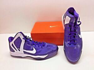 online retailer 97004 b4ffe Image is loading Nike-Air-Max-HyperAggressor-TB-Basketball-Purple-Athletic-