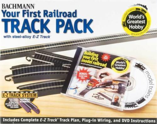 Bachmann E-Z Steel Alloy World s Great Track Pack HO 44497