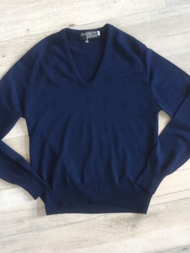 36 Sweater Taille Marine Sport Bleu Givenchy x6wg7nq5