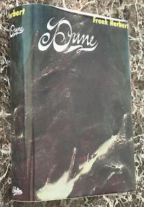 Dune by Frank Herbert, First Book Club Edition; 1965; w/ Facsimile DJ