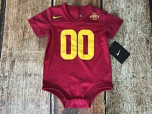 info for 19793 02cd0 Image is loading NIKE-IOWA-STATE-CYCLONES-JERSEY-BABYSUIT-INFANT-3-