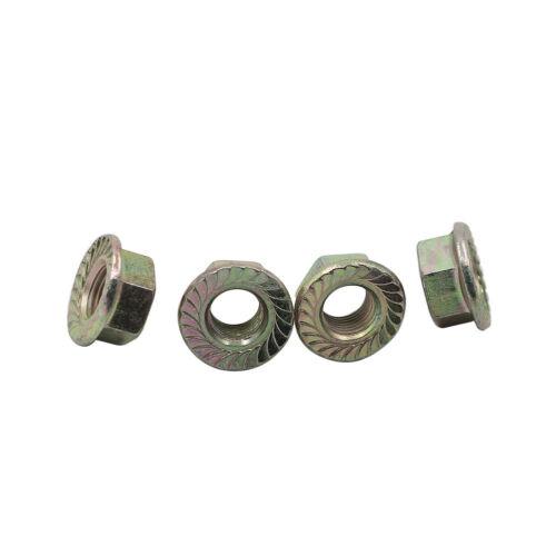 Flange Wheel Lug Nut 7542459 For Polaris Ranger Sportsman 800 700 500 Trail Boss