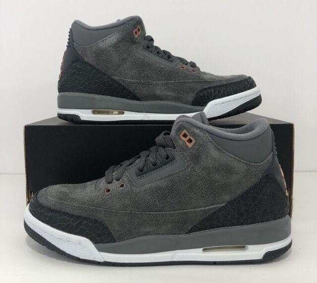 Nike Air Jordan 3 Retro GG Bronze Grey