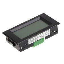 Lcd Dc 100a Digital Display Led Panel Ammeter Amp Ampere Meter With V9o8