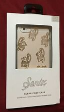 New Sonix Monkey Case for iPhone 6 Plus / 6s Plus - Clear / Gold