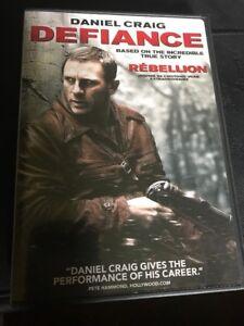 Defiance - DVD - Canadian