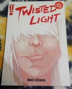 TWISTED-LIGHT-Trade-Paperback-TPB-Neil-Gibson-T-Pub-Comics