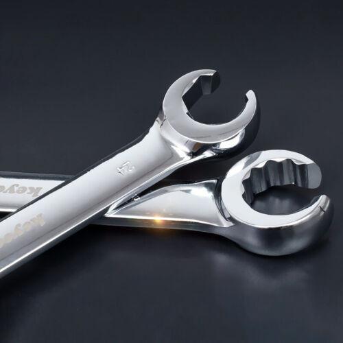 Ring Maulschlüssel 8-24mm Maul Ringschlüssel Gabelring Schraubenschlüssel Satz