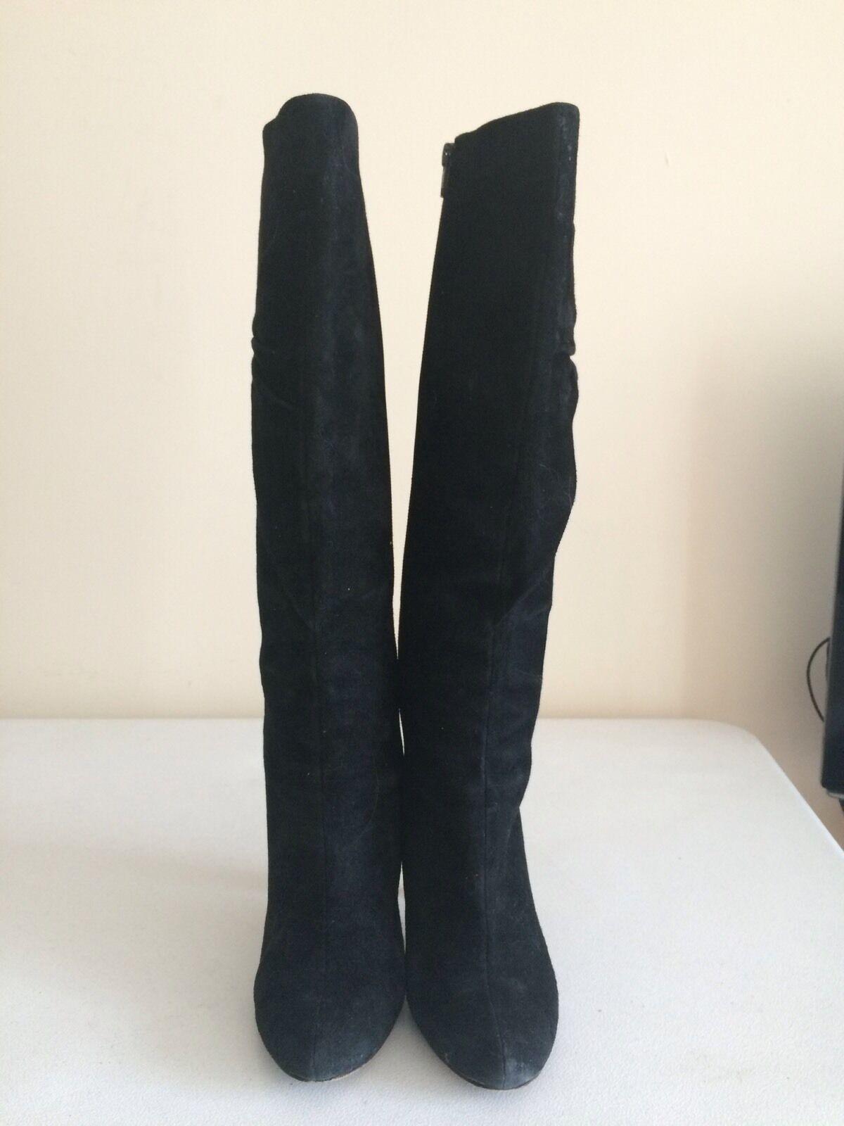 Gentlemen/Ladies Size 6 Delman Suede Knee Boots Various styles New design Lightweight shoes