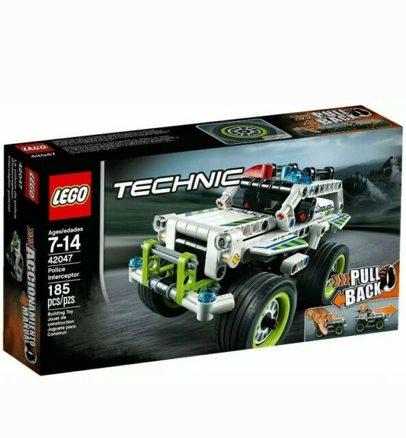 GENUINE LEGO Technic: Police Interceptor - 42047 -FAST FREE SHIPPING FROM SYDNEY