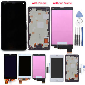 For-Sony-Xperia-Z3-Compact-Mini-D5803-D5833-LCD-Display-Touch-Screen-Digitizer