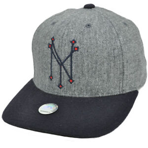 MLB NY New York Yankees American Needle Cooperstown Wool Fitted Hat ... d071abc04545