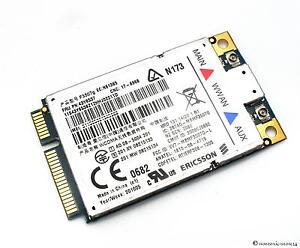 IBM-THINKPAD-WWAN-Wlan-Umts-3-G-Karte-HSDPA-F3507G-43Y6513-43Y6537-60Y3205