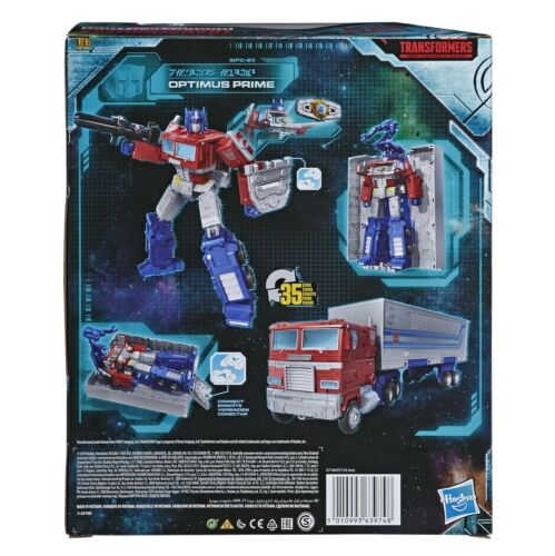 Transformers Generations Optimus Prime guerre pour Cybertron Earthrise leader Takara