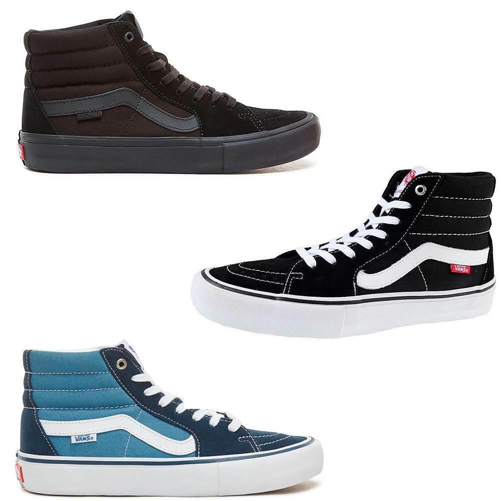 Vans Sk8-Hi Pro Schuhe Hombre