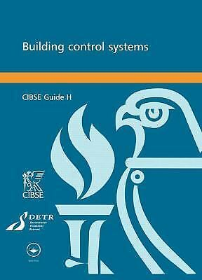 Building Control Systems Hardcover Chartered Institution of Building Servic