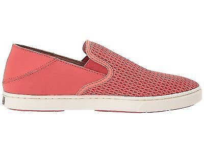 Olukai 20271 PKPK Pehuea Paprika Paprika Women/'s Slip On Shoes