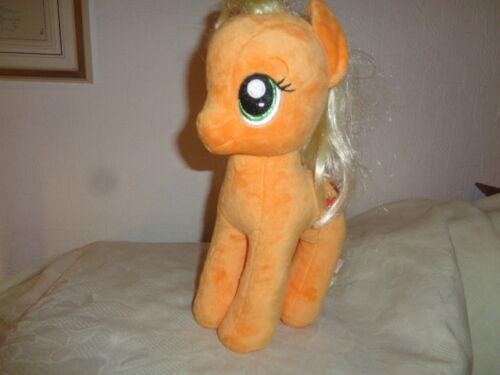 TY Beanie Glubschi Pferd Applejack 24 cm Kuscheltier Spielzeug Beanie Boo´s  NEU