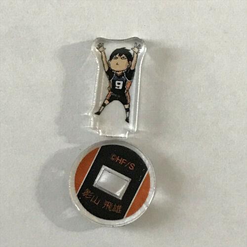 Mini Mini Acrylic Stand HAIKYUU Oikawa Kenma Kuroo Bokuto Akaashi Kei Miya