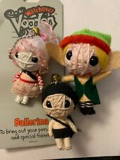 """The Hairdresser 3/"""" New Lucky Charm Watchover Voodoo Doll"""