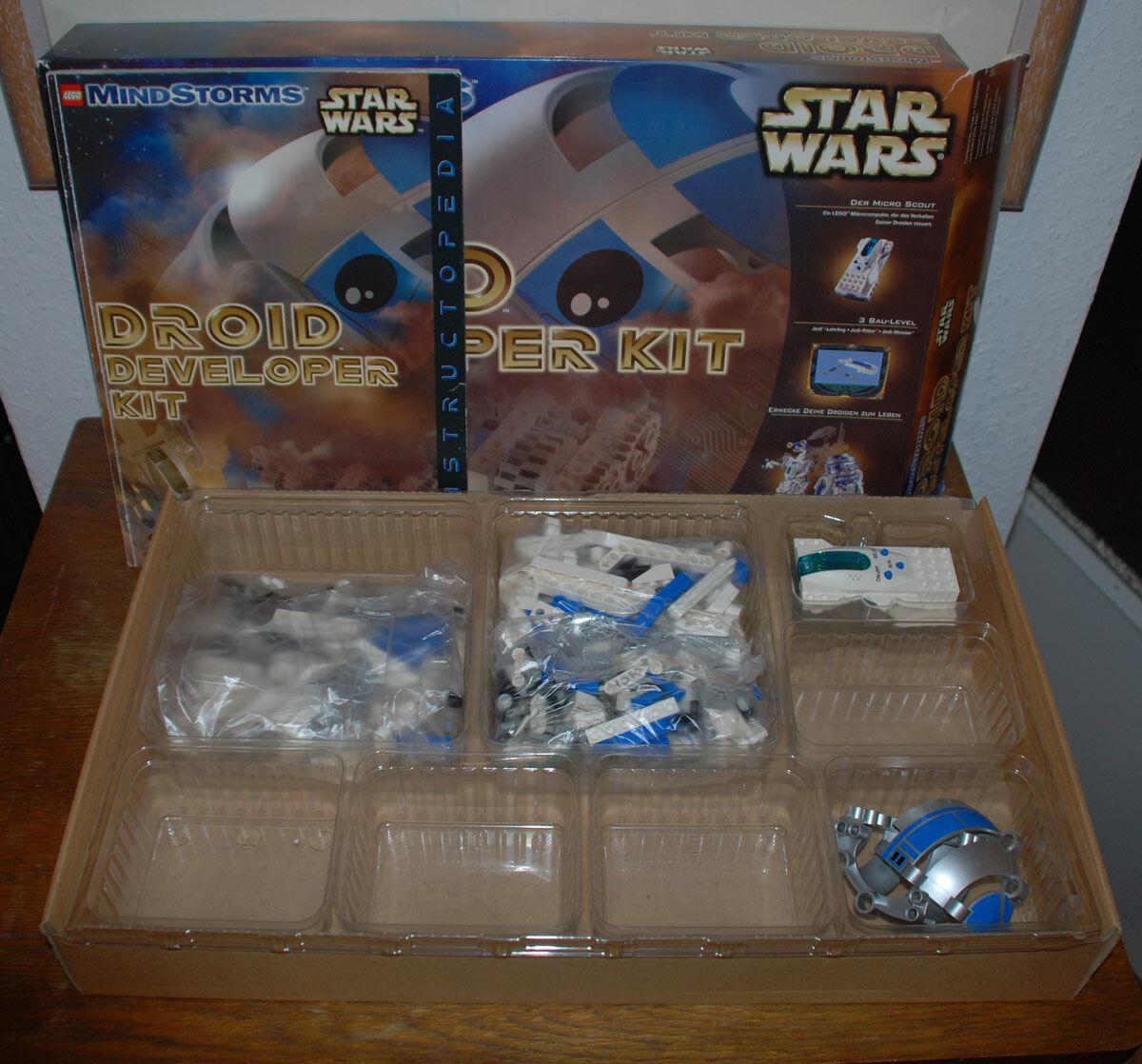 Lego Star Wars Mindstorms Droid Developer Kit 9748 in in in OVP 086674