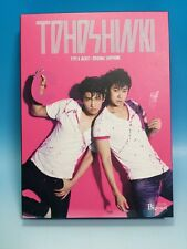 CD+DVD+Earphone Tohoshinki TVXQ JAPAN TONE ALBUM Bigeast Limited Photo Card
