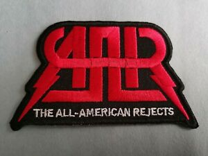 The All American Rejects Sew or Iron On Patch