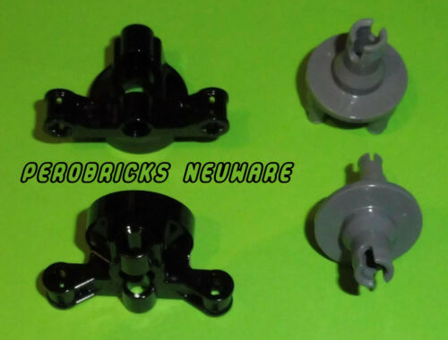 Lego Technic Technik 2x Radhalter #23801 NEUWARE #92909