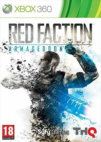 RED FACTION ARMAGEDDON            -----  pour XBOX 360