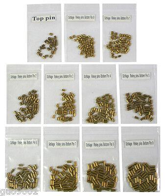 Custom Schlage Rekey Kit Locksmith Rekeying Pins Kits Bottom 50 each No tool