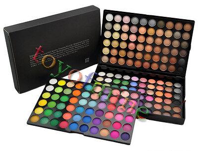 Pro 180 Full Color Makeup Eyeshadow Palette Neutral Eye Shadow