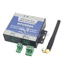 GSM Gate Opener 3G Relay Switch Remote Access Control Wireless Door Opener 5024