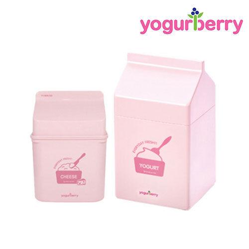 La Corée Yogurberry non électricité Natural fementation Yaourtière & fromage Maker
