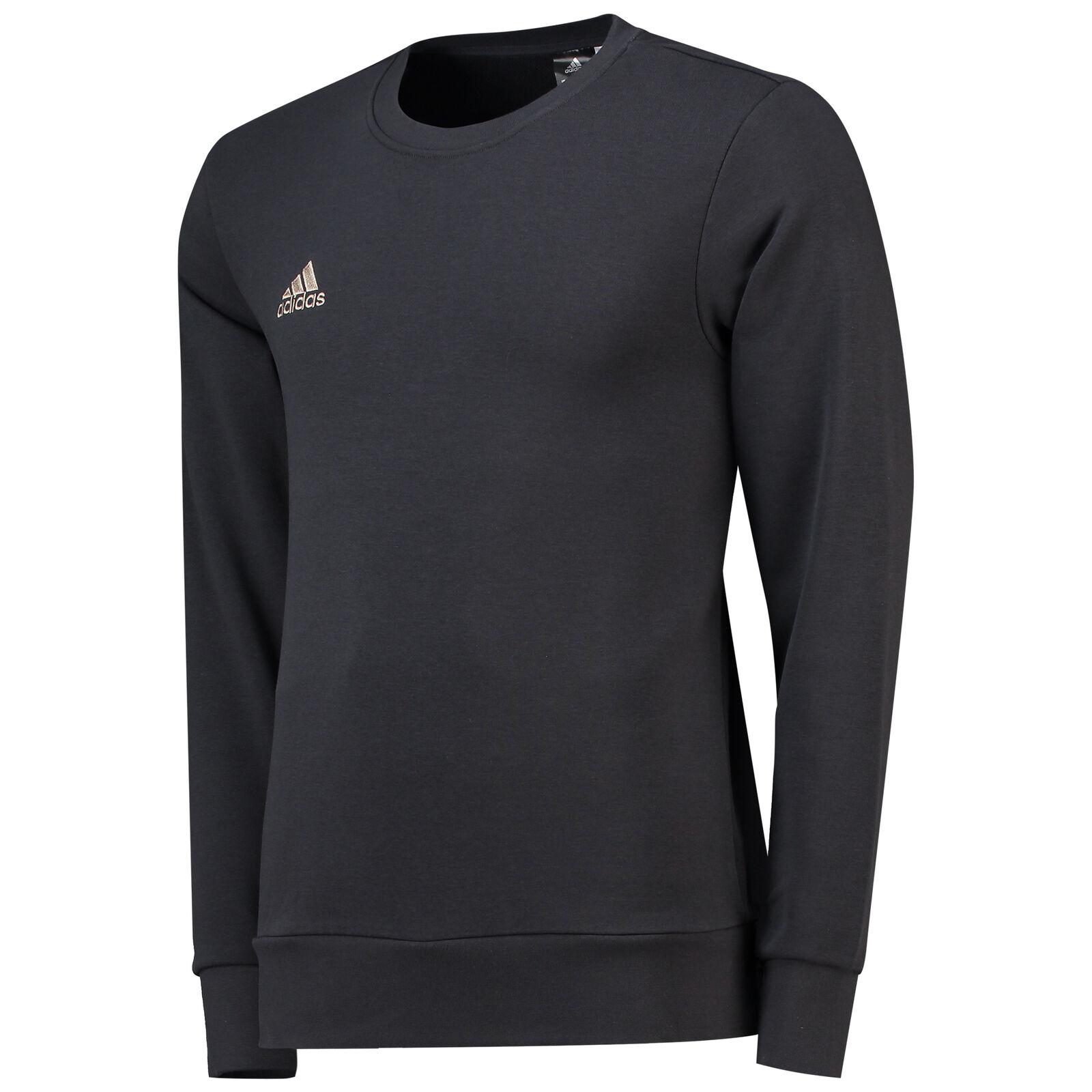 Ajax Offiziell Grafisch Grafisch Grafisch Sweatshirt Hemd Langarm Herren adidas Fußball Dunkelgrau 9cf920
