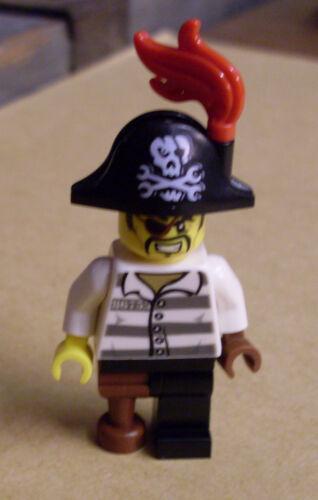 70591 PIRATA GAMBA DI LEGNO capitano NUOVO LEGO Ninjago personaggio-capitano Soto