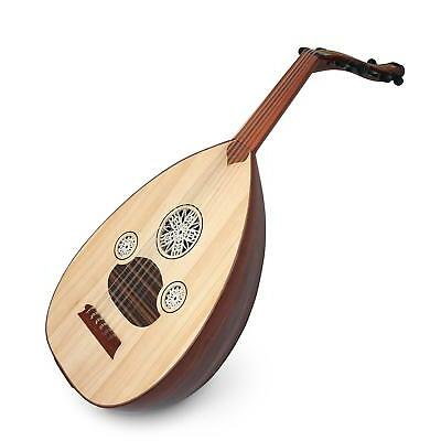 Oud Guitare Folk Acoustique Luth Instrument Turc Traditionnel 11 Cordes Housse