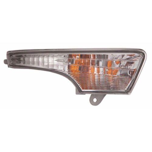 Turn Signal Light Assembly-Sedan Front Right NI2531118N fits 2013 Nissan Altima