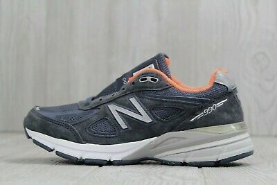 detailed look d9d63 59bf0 32 New Balance 990v4 Navy Blue Sneakers Shoes W990NV4 Womens Size 5.5 B |  eBay