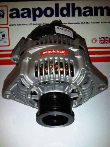 VAUXHALL MOVANO et Renault Master 2.5 2.8 Dti Diesel 98-05 Alternateur Neuf